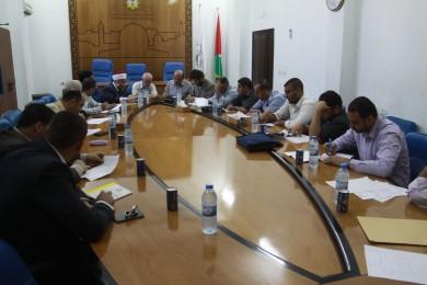 اللجنة القانونية في التشريعي  تناقش مشروع قانون الصلح الجزائي