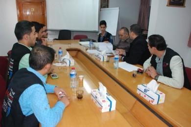 شهاب يناقش مبادرة المسؤولية القانونية عن الاهمال الطبي