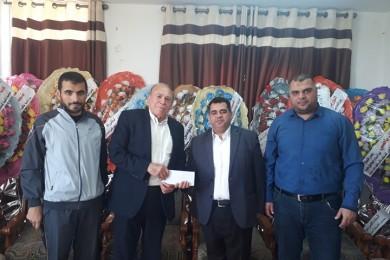 المجلس الأعلى للشباب والرياضة يبدأ بتوزيع المنحة المالية للأندية