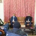 بلدية خان يونس وجمعية الهلال الأحمر يبحثان آليات التعاون المشترك