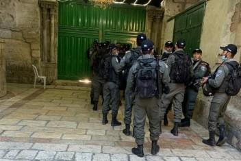 الاحتلال يعدم شاباً من ذوي الاحتياجات الخاصة في القدس