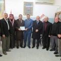 كلية مجتمع الأقصى  تعزز تعاونها مع  كلية الدعوة الإسلامية
