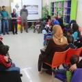 خدمات الطفولة تنظم فعالية ترفيهية للأطفال المرضى وأمهاتهم