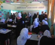 وزارتا الأوقاف والإعلام تنظمان جولة للصحفيين في قطاع غزة..تصوير | رشاد الترك