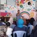 جمعية المرأة العاملة للتنمية تعقد سلسلة من جلسات علاج النطق في رياض الأطفال