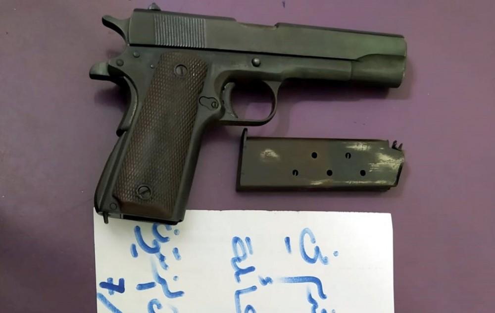 المباحث العامة تُوقف مواطناً أطلق النار في شجار عائلي
