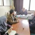 وزارة العمل توثق إنجازات طموح ٢ مع بلديات قطاع غزة.