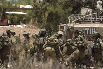 حدث أمني خطير في معسكر لجيش الاحتلال
