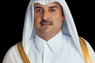 أمير قطر يوعز بدفع رواتب موظفي غزة كاملةً عن هذا الشهر