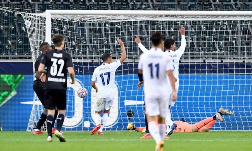 ريال مدريد يعود من بعيد بتعادل بطعم الفوز أمام مونشنغلادباخ