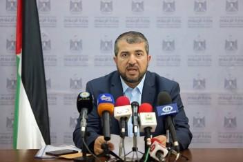 """البرش: نتابع عمل الصيدليات والأسعار ونطالب الاحتلال بإدخال مادة """"الكحول"""""""