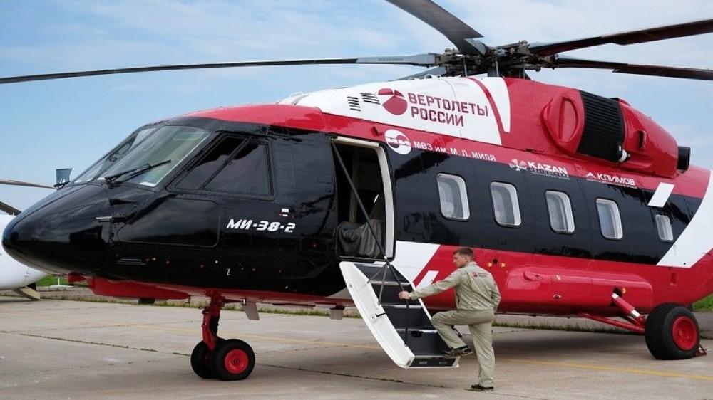 روسيا تختبر جيلا جديدا من المروحيات المتطورة