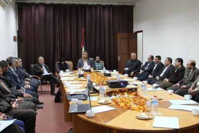 """"""" أبو الريش"""" يدعو إلى استثمار عودة الكوادر الفنية لتعزيز العمل الصحي"""