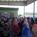 جانب من فعاليات المخيم