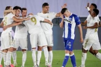 ريال مدريد يبدأ مشوار الدفاع عن لقب الليجا بمواجهة صعبة ضد سوسيداد