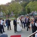 العروس من الضفة الغربية والعريس من غزة والعرس في تركيا