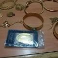 مباحث رفح تلقي القبض على سارقة مصاغ ذهبي