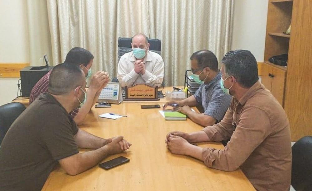 بلدية خان يونس تُعد خطة لنظافة المدينة خلال إجازة عيد الفطر