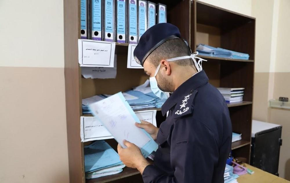 مراكز شرطة شمال غزة تُنفذ 4731 مهمة خلال مايو