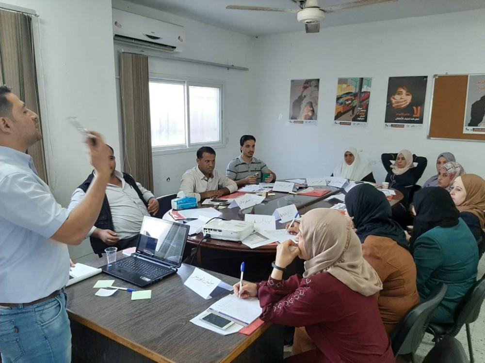 التنمية الاجتماعية تستكمل  التدريب الميداني لتطوير عمل الباحثين في الوسطى