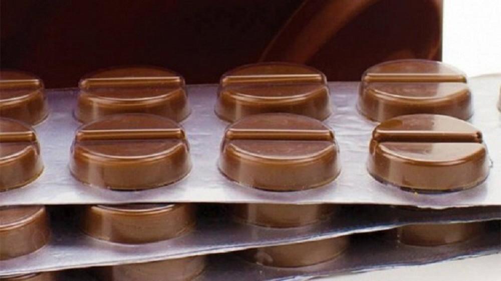 أقراص شوكولا تقي من الجلطة القلبية والدماغية