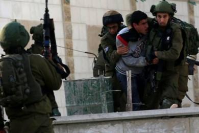 الاحتلال يعتقل شابًا من جنين