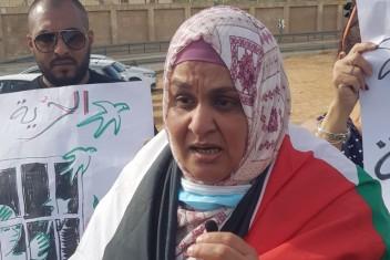 المحررة أبو كميل تصل غزة بعد 4 أيام من المنع