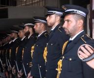 حفل تأبين لشهداء الواجب الوطني من الشرطة في غزة... تصوير | مدحت حجاج