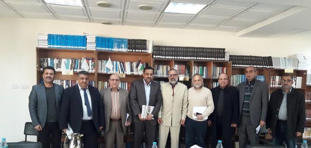 جامعة الأقصى تعلن انطلاق التحضيرات لمؤتمر الصحة وحقوق الإنسان