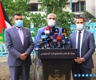 مؤتمر الايجاز الصحفي الخميس 16/4... تصوير: مدحت حجاج