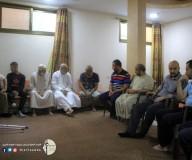 حملة زيارات لحالات البتر بمصابي مسيرة العودة في غزة
