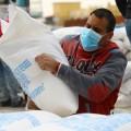 قطر تتبرع بمليون ونصف دولار دعماً للمعونة الغذائية لغزة