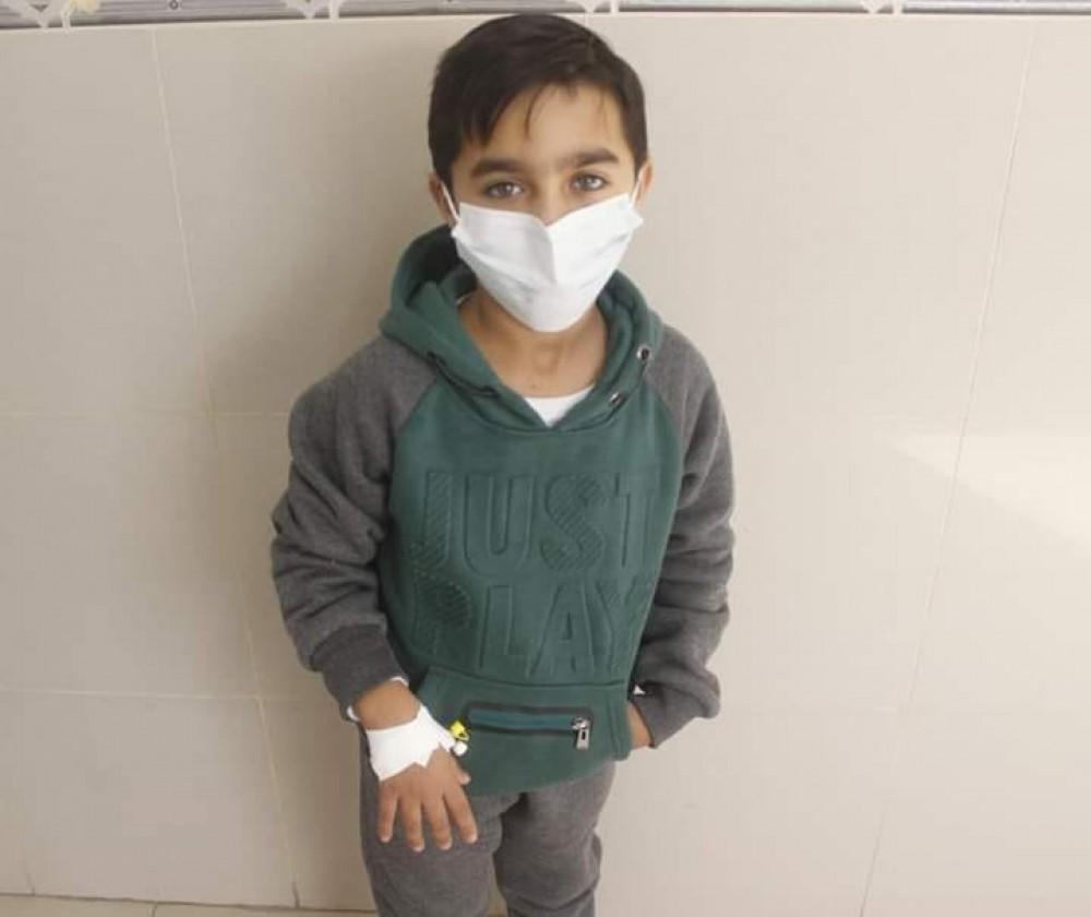 أطباء بمجمع ناصر ينجحون بتشخيص حالة مرضية لطفل مصاب بالتليف الكيسى