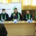الكتلة الإسلامية تنظم لقاء لكوادرها العاملين في جامعة الأقصى