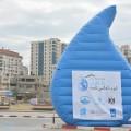 فعاليات اليوم العالمي للمياه في غزة