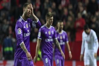 إشبيلية يقلب الطاولة على ريال مدريد