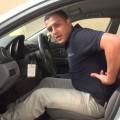 الجلوس لساعات في السيارة خطر على الشرايين