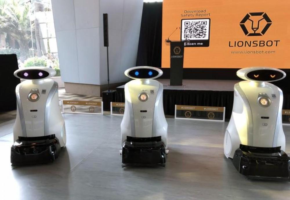 تقنية جديدة لتمكين الروبوتات من أداء المهام المعقدة واستشعار البيئة المحيطة