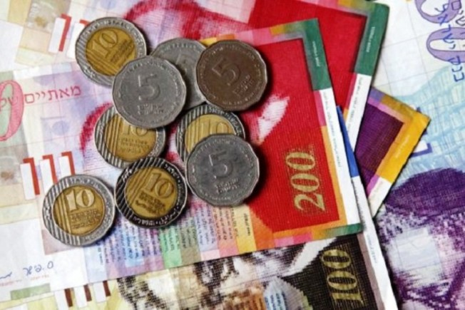 Israel-currency-money