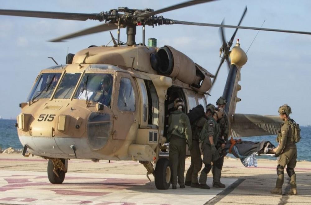 الجيش الإسرائيلي يستعد لاستبدال مروحيات بطائرات جديدة