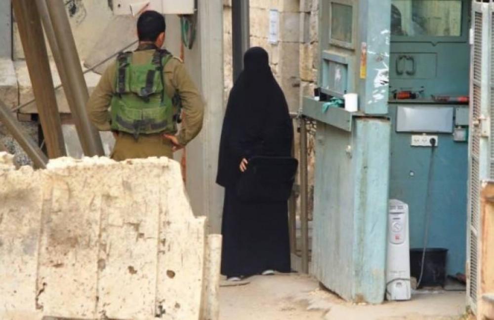 حاجز للاحتلال