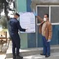 التوجيه السياسي يُنفذ جولات ميدانية على الأجهزة الأمنية بغزة
