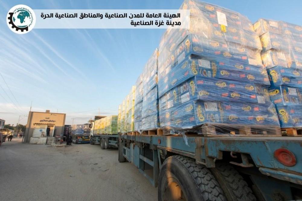 . تسويق منتجات غذائية في أسوق الضفة الغربية