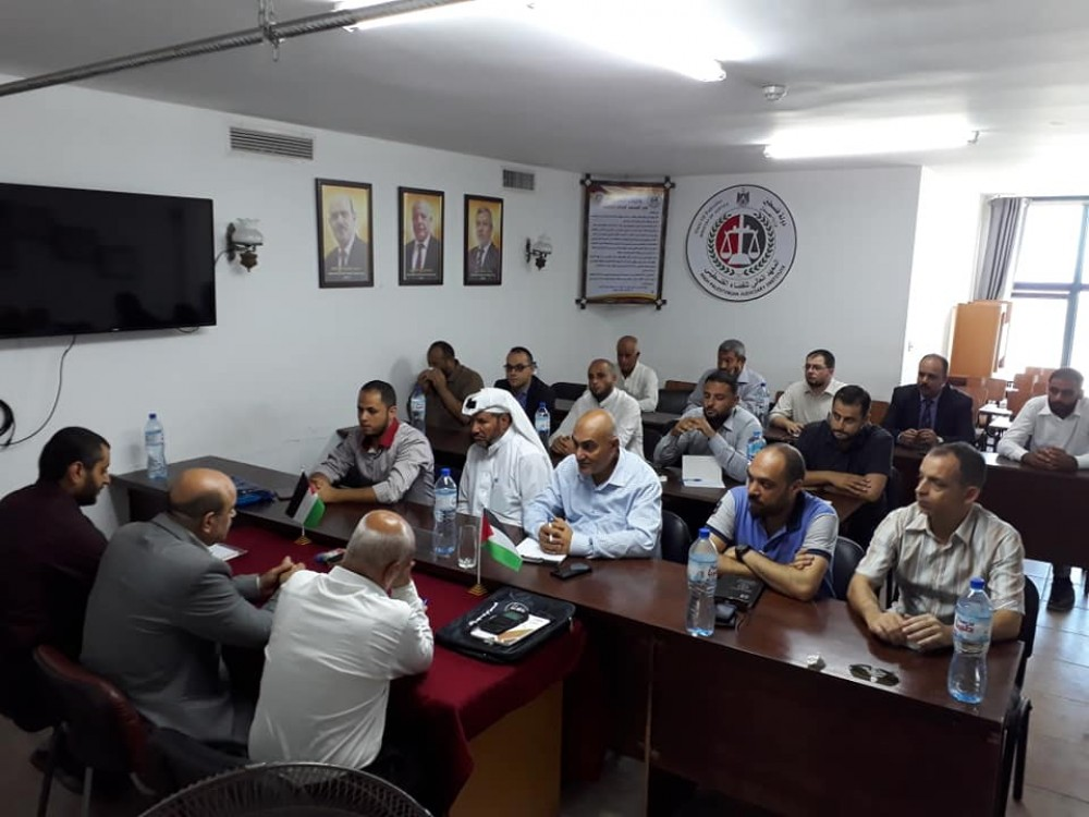 المجلس الأعلى للقضاء يفتتح دورة الحكم الشرعي
