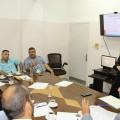 جامعة الاقصى تعقد ورشة عمل للتعريف ببرنامج التعاون عبر الحدود لحوض البحر الأبيض المتوسط(5)