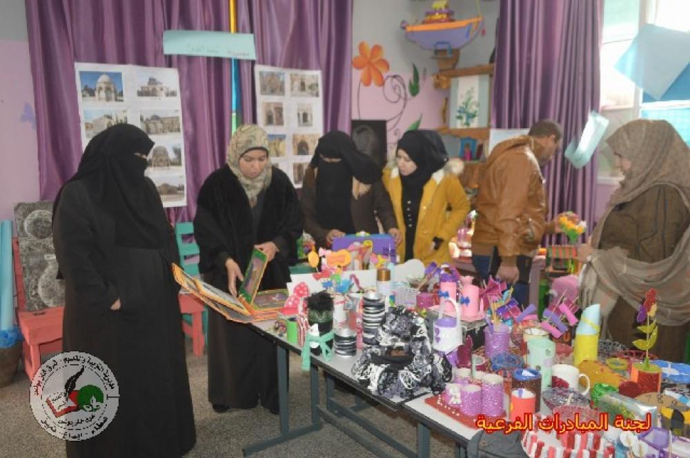لجنة المبادرات الإبداعية بتعليم شرق خان يونس تواصل تقييم مبادرات المرحلة الثانية