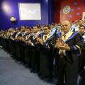 بدء احتفالات تخريج الفوج35 من طلبة الجامعة الإسلامية