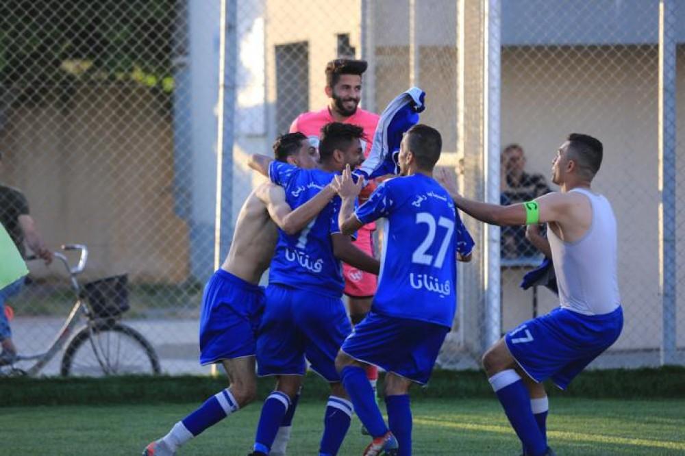 ركلات الترجيح تصعد بالصداقة لنصف نهائي كأس فلسطين