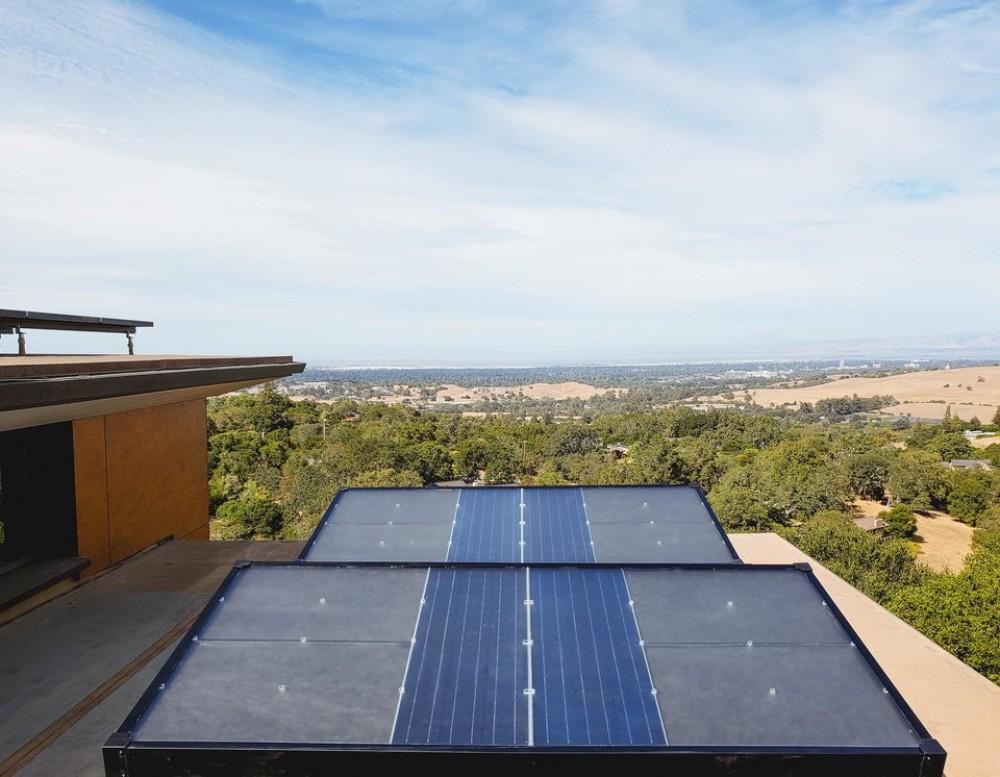إنشاء أول مزرعة للطاقة الشمسية فى داكوتا الشمالية..