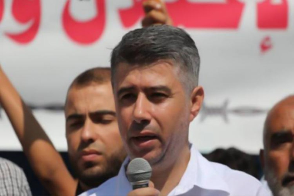 عضو المكتب السياسي لحماس موسى دودين